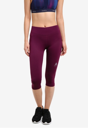 Odlo multi Sliq 3/4 Tights OD608AA0S12ZMY_1