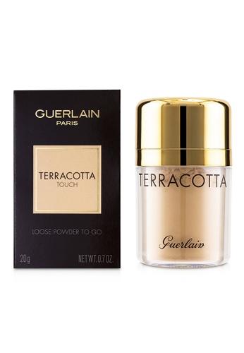 Guerlain GUERLAIN - Terracotta Touch Loose Powder To Go - # Light 20g/0.7oz AAF99BE1319A39GS_1
