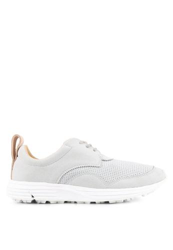 Rawrow grey Wax 140 Chamude Sneakers RA312SH0RQM9MY_1