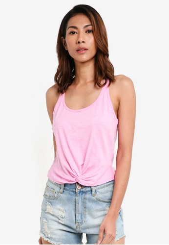 Hollister pink DTC MB Top 0FC4FAABF470FCGS_1