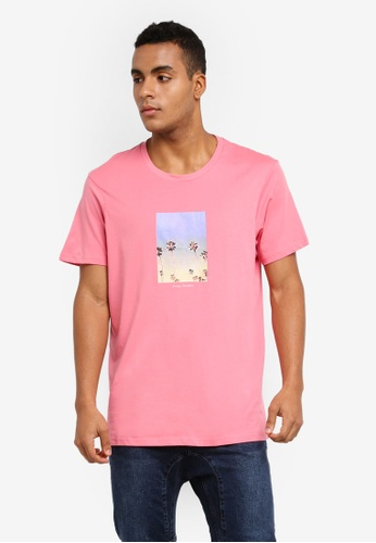 Cotton On pink TBar Tee E96FAAA5BBB498GS_1