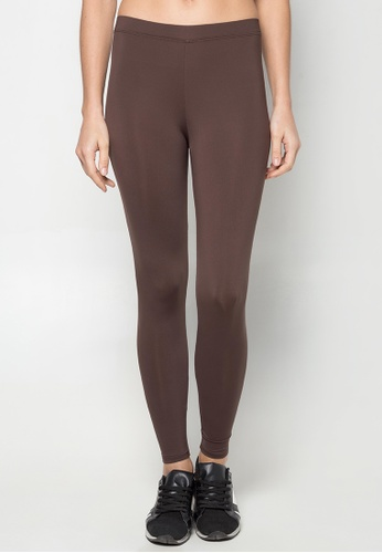 F.101 brown Bency Pants F1525AA49FHQPH_1