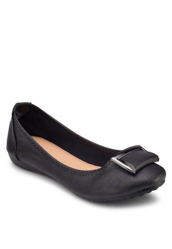 扣環平底esprit 鞋鞋, 女鞋, 鞋