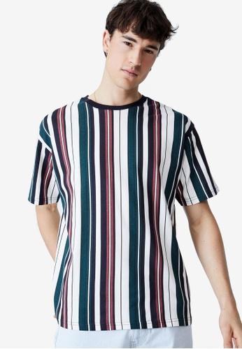 Cotton On multi Downtown T-Shirt 45B68AAB4D4FC9GS_1
