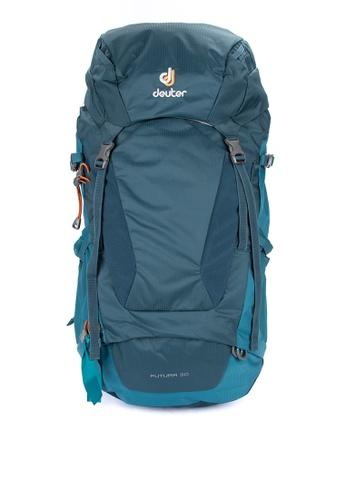 Deuter blue Futura 30 Hiking Backpack 2018 22297AC642BA86GS_1