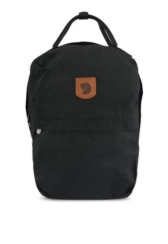 Fjallraven Kanken black Greenland Zip Large Backpack FJ382AC0SX8SMY_1