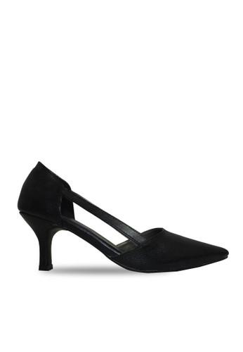 ELTAFT Heels PT946 - Black