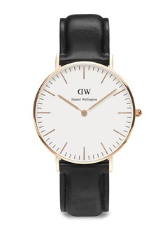 Classic Lady Sheffield Rose Gold Watch