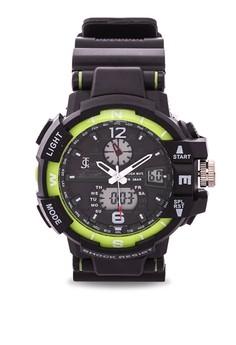 Quartz Ana-Digital Watch JC-H-1237