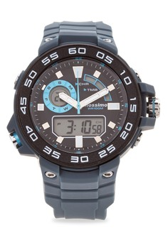 Digi-Analog Watch MS-1509G