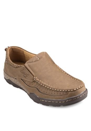 縫線方頭休閒樂福鞋, 鞋esprit高雄門市, 船型鞋
