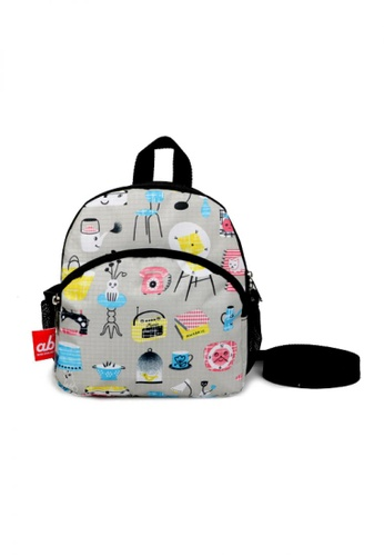ab New Zealand grey ab New Zealand Toddler Harness Backpack (Household Elements) 27612KCCAD2FB9GS_1