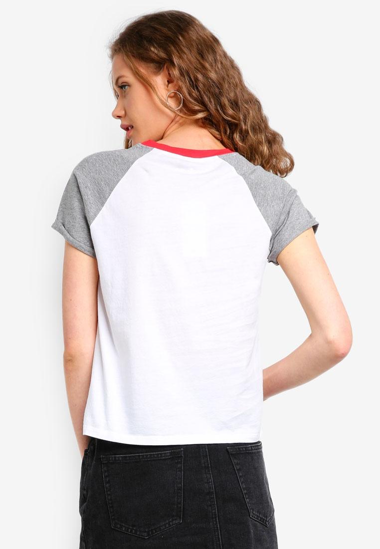 Wills Grey Marl Rathvale Raglan T Shirt Jack FwBXdqzxdn