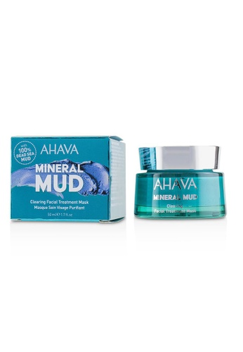 Ahava AHAVA - Mineral Mud Clearing Facial Treatment Mask 50ml/1.7oz EB981BE967F15EGS_1