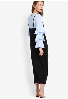 buy calacara online zalora malaysia brunei - Pierre Cardin Costume Mariage