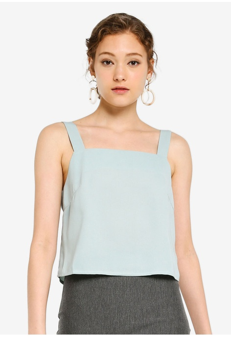 22b7dd3ce1ebeb Buy Fashion Tops For Women Online | ZALORA Singapore