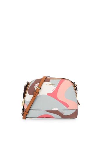 Carlo Rino pink Peach Sweet Like Candy Cross Body Bag 0B2EBAC73E4263GS_1