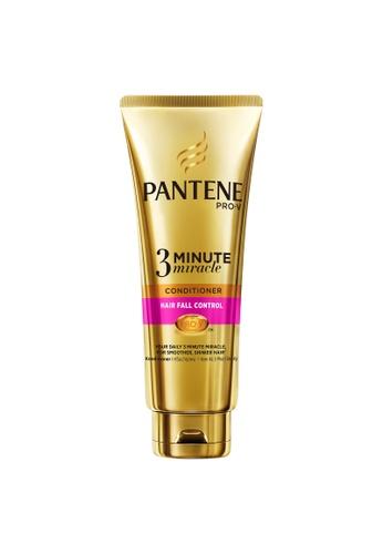 Prestigio Delights Pantene Pro V 3 Minute Miracle Hair Fall Control Conditioner 180ml 15B25BE8A02E42GS_1