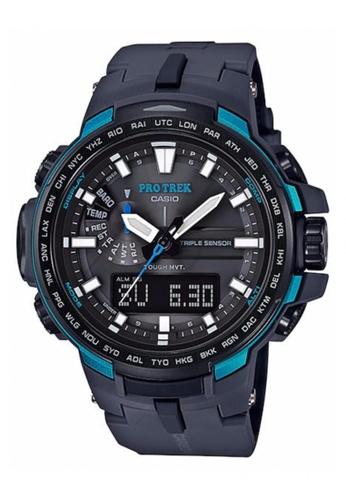 G-shock black CASIO PRO-TREK PRW-6100Y-1A MULTIBAND 6 T.SENSOR GS076AC70GJTMY_1