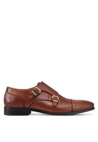 ALDO brown Rizzalda Business & Dress Shoes 87A6DSH2D63999GS_1