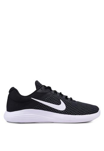 Nike black Men's Nike Lunarconverge 2 Running Shoes 819F9SH351B51FGS_1