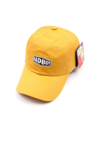 M-Wanted yellow M. The Simpsons Series Baseball Cap - When Bart Gets Naughty F34C4AC414E472GS_1