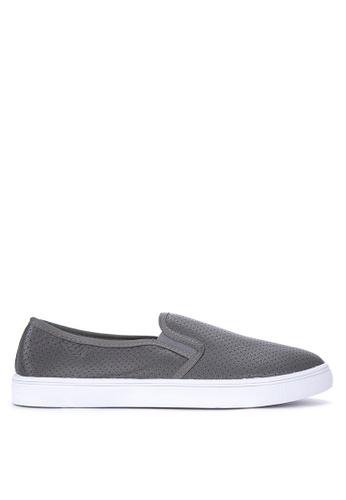 H2Ocean grey Chauncey Sneakers H2527SH0IWEOPH_1