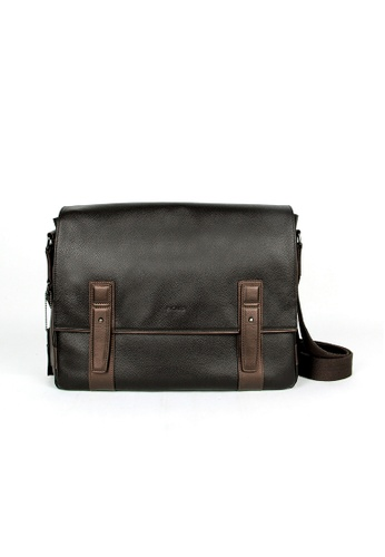 Picard Brown Cologne Shoulder Bag 6561cac81df9e8gs 1