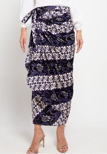 Rianty Batik black Rok Lilit Nafisa 01255AA33720FAGS_1
