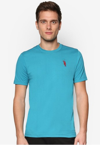 刺繡品牌素色TEE, esprit地址服飾, 素色T恤