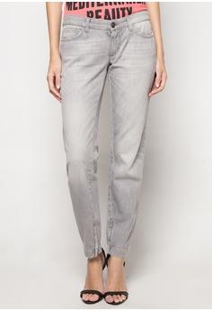 1f2e99da84ae Dolce & Gabbana grey Slim Fit Denim Pants DA093AA11TUEPH_1