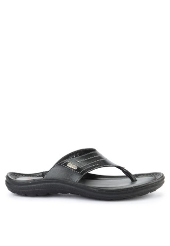 Watchout! Shoes black Thongs BB0B8SH1B3D16EGS_1