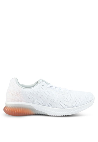 Asics white Gel-Kenun MX Shoes AS989SH0SVT8MY_1