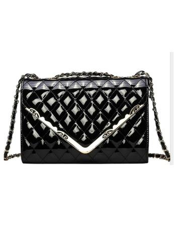 TCWK black Ladies Sling Bag TC258AC86MUNMY_1