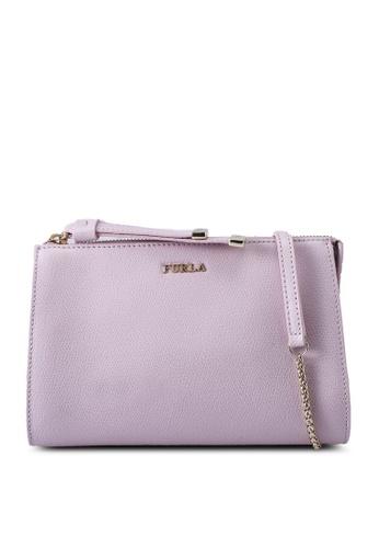 Furla pink Luna XL Crossbody Pouch 0FA04ACB144FD3GS_1
