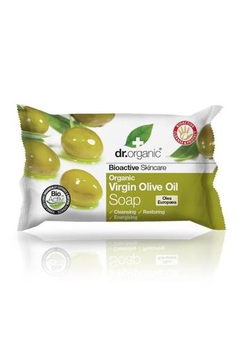 Holland & Barrett Dr Organic Virgin Olive Oil Soap 100g 63D88ES4E080DAGS_1