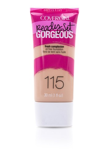 COVERGIRL beige Ready Set Gorgeous foundation CO462BE09VGWPH_1