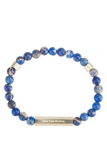 Skala esprit hong kong串珠黃銅手鍊, 飾品配件, 手環