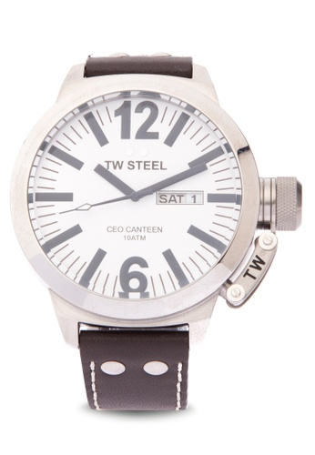 TW Steel brown CE1006 CEO Canteen Analog Watch TW310AC0KMB4PH_1