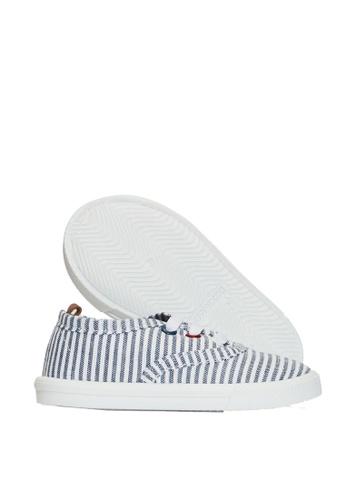 LC Waikiki navy Baby Boys' Canvas Shoes CF39BKSED2780CGS_1