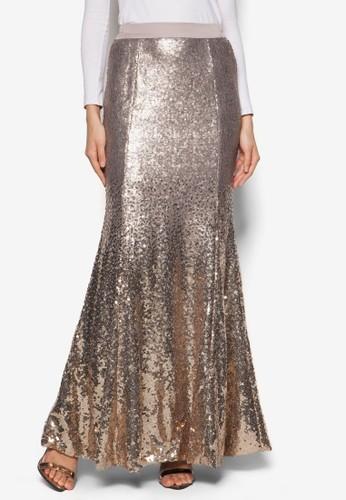 Gradient Sezalora是哪裡的牌子quin Skirt, 服飾, 服飾