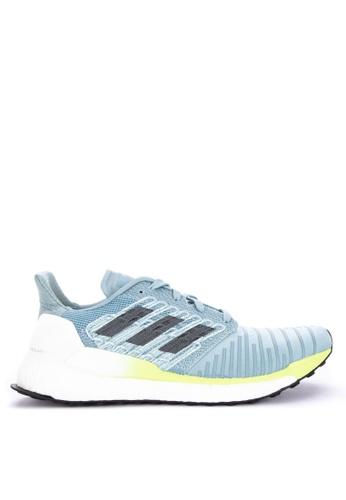 ADIDAS grey adidas performance solar boost w shoes 7ECD3SH4A377E2GS_1