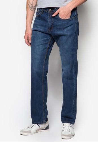 直筒牛仔褲esprit holdings limited, 服飾, 服飾