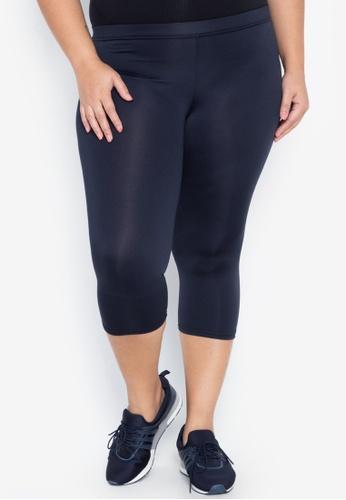 Plus Size Print Leggings Skinny Leg    1X  Spandex  NWT