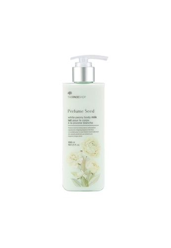 THE FACE SHOP Perfume Seed White Peony Body Milk 37DFABE97C3973GS_1