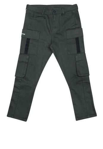 Bodypack green Celana Cargo Bodypack Fuller Cargo Pants A74FAAA92FE08AGS_1