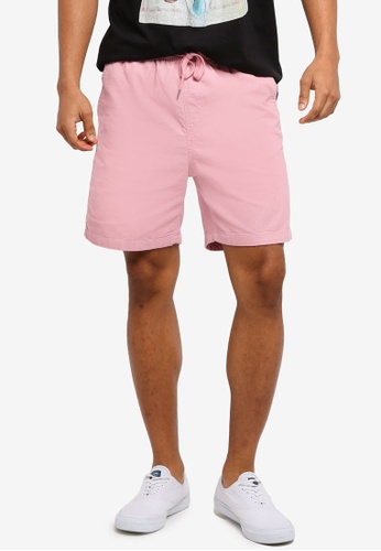 Cotton On pink Easy Shorts 00FFCAA41A7B71GS_1
