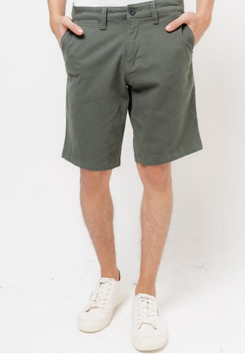 GREENLIGHT green Men Short Pants 061220 91FCAAAAF73CB1GS_1