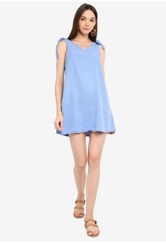 625a3cf5f 20% OFF Vero Moda Hailey Strap Bow Short Dress HK$ 449.00 NOW HK$ 358.90  Sizes XS S M L