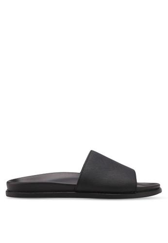 ALDO black Charleson Sandals 7D548SHE3588EEGS_1